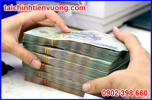 Dịch vụ cho vay tiền nhanh chỉ cần chứng minh nhân dân ở Cần Thơ